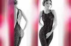RED ROSE  03 body-pančuchy vzorované s voľným klinom Dostupné v 1 farbe Bodycon Dress, Dresses, Fashion, Colors, Gowns, Moda, La Mode, Dress, Fasion