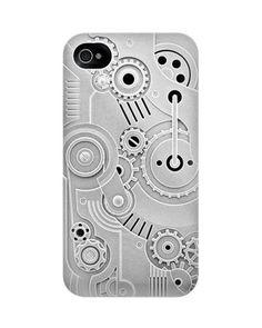 Creatief doch supersterk iPhone hoesje voor de iPhone 4 en iPhone 4S!