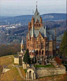 Castle Drakenburg, Germany