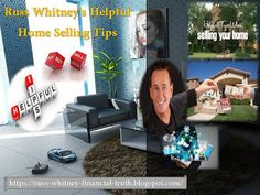 Russ Whitney Financial Truth: Russ Whitney's Helpful Home Selling Tips