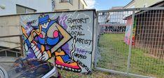 Österreich -Klagenfurt Klagenfurt, Murals, Travelling, Street Art, Wall Paintings, Mural Painting, Wall Murals, Mural Art