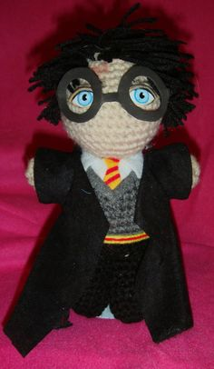 Harry Potter Doll!!