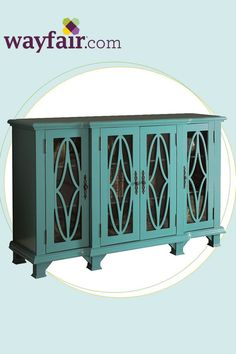 Coaster Company of America Lattice Overlay Accent Cabinet - 950245 Coaster Furniture, Painted Furniture, Home Furniture, Accent Furniture, Furniture Storage, Cheap Furniture, Office Furniture, Furniture Design, Up House