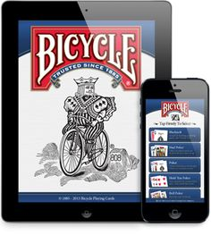 The Official Bicycle® Playing Cards Apps