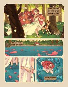 Blindsprings Page Three