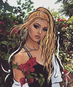 Trendy ideas for music girl drawing sketch Girl Drawing Sketches, Girl Sketch, Pretty Drawings, Beautiful Drawings, Tumblr Drawings, Cartoon Drawings, Black Girl Art, Art Girl, Loren Gray Musically