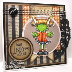 The Ink Trap: Day Two of Krafty Peeks at Kraftin' Kimmie Stamps!