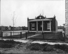 VIEW-23305 | Bungalow, 5974 Louis-Hébert Ave., Rosemont, Montreal, QC, 1925 | Photograph | Wm. Notman & Son