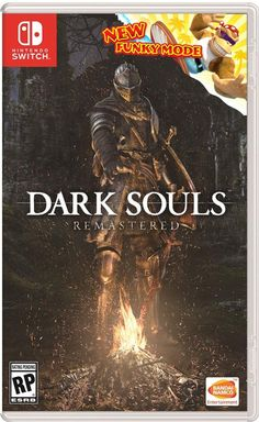 Surprised with the direction of the Dark Souls Remaster