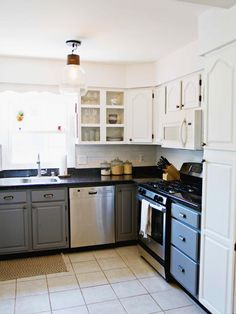Is a pricey gut renovation out of the question for your tired old kitchen? Get inspired by these budget-friendly kitchen refreshes, all done for under $5,000.