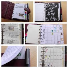 Hand Made By Rianna: What's in your filofax Friday? #2