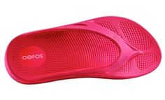OOFOS Thong Sandals - On my 2nd pair. :)  A MUST have for travel.
