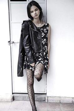 Vivian Villa Mexican Models, Villa, Goth, Punk, Style, Fashion, Gothic, Swag, Moda