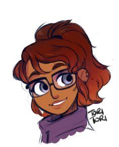 Piper (djwifi daughter) by Toriitorii