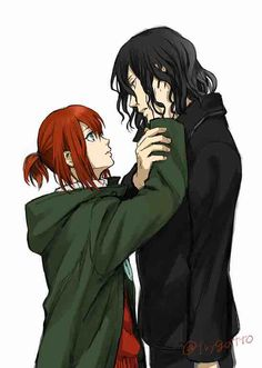 Chise and Ruth