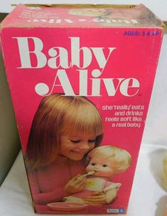 I drowned mine in the swimming pool 😒 70s Toys, Retro Toys, Vintage Toys, My Childhood Memories, Childhood Toys, Misfit Toys, Thanks For The Memories, 80s Kids, Baby Alive