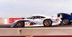 47 - Porsche 911 GT1 Evo #004 - Porsche AG FIA GT Championship Laguna Seca 1997