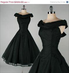 15+SHOP+SALE+vintage+1950s+dress+.+SUZY+by+millstreetvintage,+$191.25