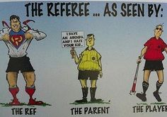 Oh Referees