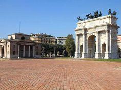 Milan - Arco della Pace (Arch of Peace)