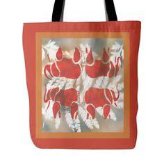 #3 African Elephants Tote Bag