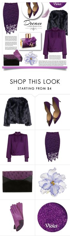 """Untitled #114"" by e-mina-87 ❤ liked on Polyvore featuring H&M, Christian Louboutin, Balmain, Quamta, ASOS, Love Quotes Scarves, Universal Lighting and Decor and Thomasine"