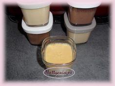Crème aux oeufs au lait concentré parfum vanille (multi délice) - Le blog de nattycuisine.over-blog.com