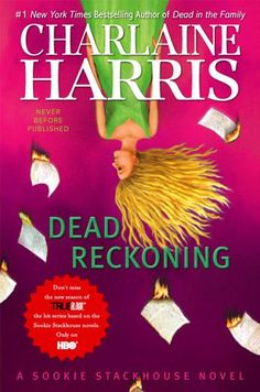 dead  reckoning | Dead Reckoning: A Heretic's Review of New True Blood Book
