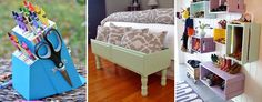 6 clever trash-to-treasure projects (Thrift Diving/Two It Yourself/Thea's Mania)