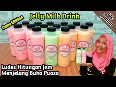 Sparkling Ice, Fun Drinks, Puddings, Jelly, Juice, Milk, Tasty, Bottle, Cooking