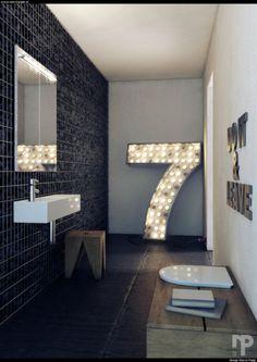 Det her er klart mit favorit. Det der 7 tal det gad man da godt eje og tjek toilettet det er som taget ud af Emil fra lønneberg og så lige piftet lidt op!  source: behance.net