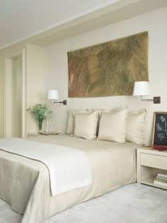 Contemporary Bedroom by MR Architecture + Decor in New York, New York