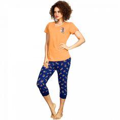 Pijama Dama Vienetta Bumbac 'Wild and Sexy' Cod, The 100, Pajama Pants, Pajamas, Sexy, Fashion, Pjs, Moda, Sleep Pants