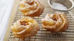 You'll find the ultimate Anna Olson Crullers recipe and even more incredible feasts waiting to be devoured right here on Food Network UK.