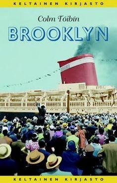 Brooklyn - Colm Tóibín - E-kirja Victor Hugo, Colm Toibin, Books 2018, Beautiful Book Covers, Paperback Books, Brooklyn, Dublin, Book Worms, Books To Read