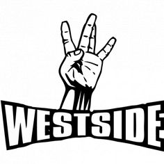 westside hand sign pictures images and photos mafia gangsters rh pinterest com West Side Story Background 2Pac Westside Wallpaper