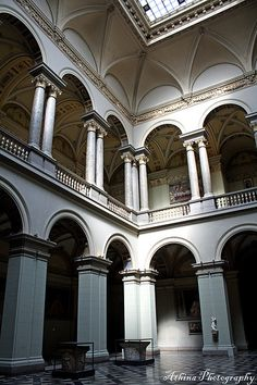 Classical architecture, National Museum, Budapest