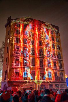 Fête des Lumières à Lyon   Flickr: partage de photos!