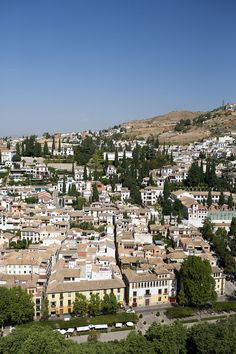 A Quick Guide to Granada, Spain
