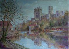 Bill Hindmarsh (b.1942) Durham, Autumn
