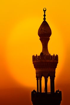 EGYPT...sunset by Rami Bittar,
