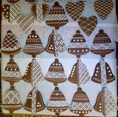 Pierniczki 2009 - dekoracja lukrem | Moje Wypieki