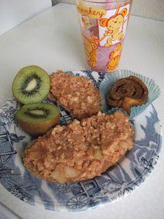 Außer Brote mit Zwiebelmett frühstückte Ratfashion auch Pumpkin-Cinnamon-Rolls. Das Rezept wird hoffentlich bald online sein!