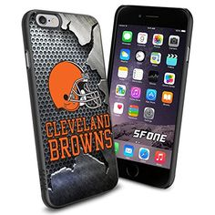 "Cleveland Browns Football Team Metal Logo iPhone 6 4.7"" Case Cover Protector for iPhone 6 TPU Rubber Case SHUMMA http://www.amazon.com/dp/B00VR1UCYA/ref=cm_sw_r_pi_dp_CUHRwb0SJ8EP9"