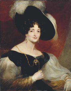 Victoria of Saxe-Coburg-Saalfeld - Rothwell 1832-Queen Victoria's mother.