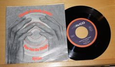 """LIMMIE & FAMILIE COOKIN' - You can do Magic - Vinyl 7"""" Single - Avco"""