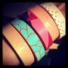 BIG X-mas Giveaway: Mallory Musante Designs Bracelet