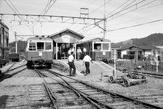 地方私鉄 1960年代の回想: 南海電鉄貴志川線