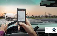 20 campañas contra el uso del celular mientras conduces