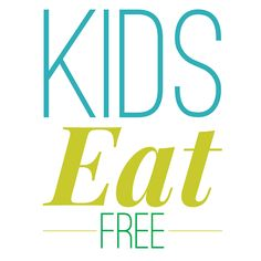 A comprehensive list of places where kids eat for free in Austin. Thank you @nickyb14  at @Free Fun in Austin!